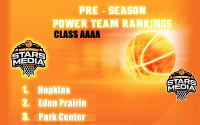 Hoop Stars Media Minnesota Pre – Season High School 4A team POWER rankings!