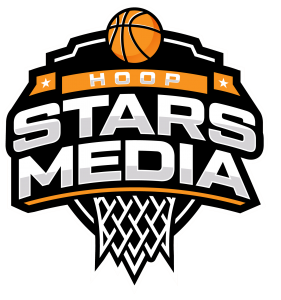 Hoop Stars Media Logo a Star with text