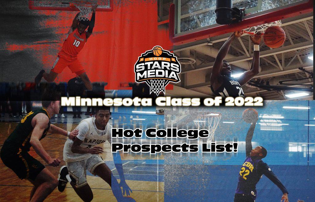 Minnesota Class of 2022 College prospect list