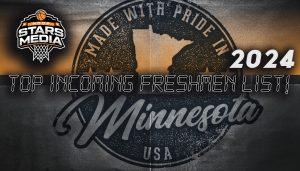 Top 2024 Incoming Freshmen list Minnesota