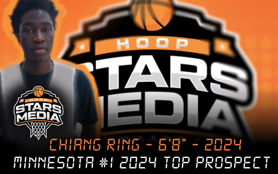6'8″ Chiang Ring #1 2024 Prospect in Minnesota!