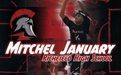 Mitchel January Richfield High School Q&A Interview!