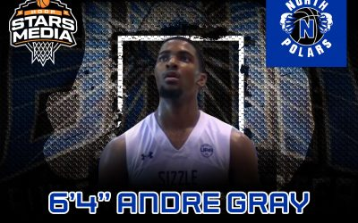 Andre Gray 6'4″ Guard – Class of 2021 Q & A interview!