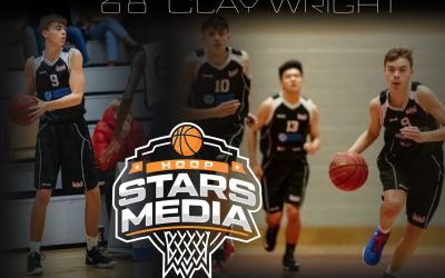 Coming to America 6'8″ Sharp Shooting Small Forward Clay Wright!
