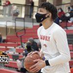 Isaiah Davis Basketball player Minnehaha Academy